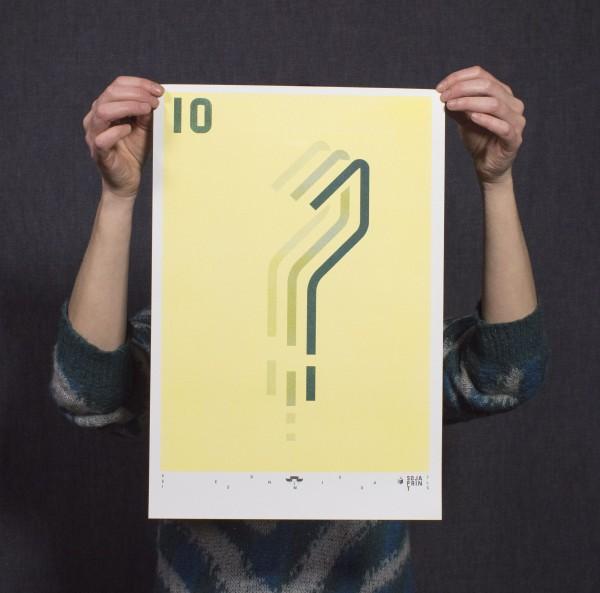 10 Fragezeichen